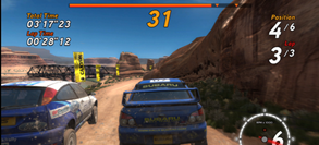 Mini Sega Rally Online Arcade