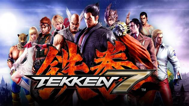 Poster de Tekken 7